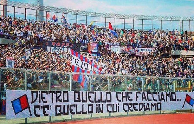 Calcio Catania, storia di un'araba fenice