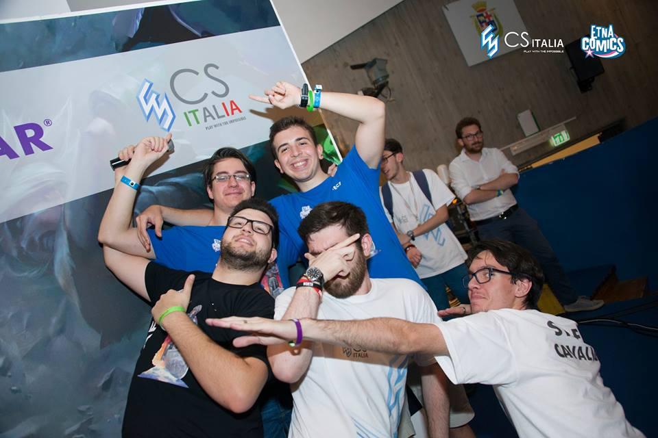 CS Italia: dalla nascita agli esports