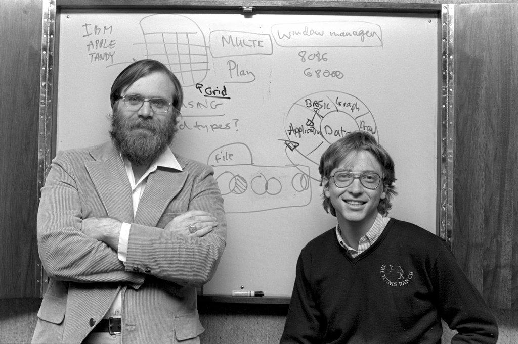 26 novembre 1976: nasce la Microsoft