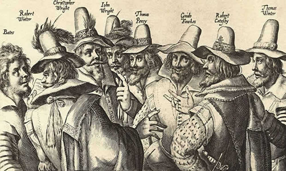 Congiura delle Polveri, Guy Fawkes e le idee a prova di proiettile