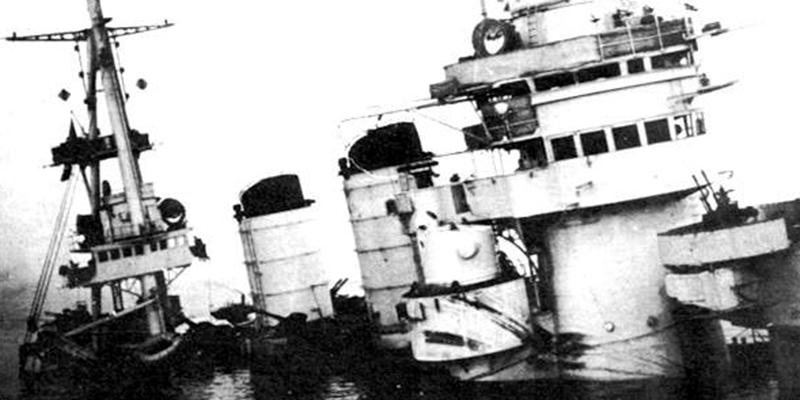 Oggi come Ieri, la battaglia di Taranto