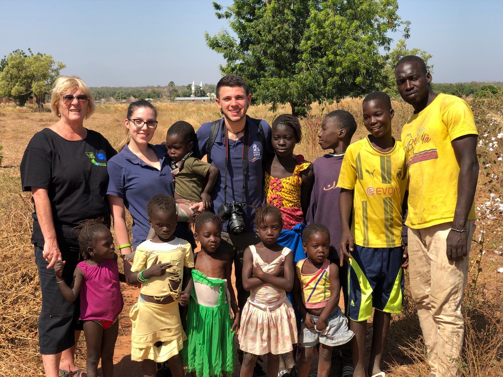 A casa loro: io, Antonio, giovane catanese in Senegal