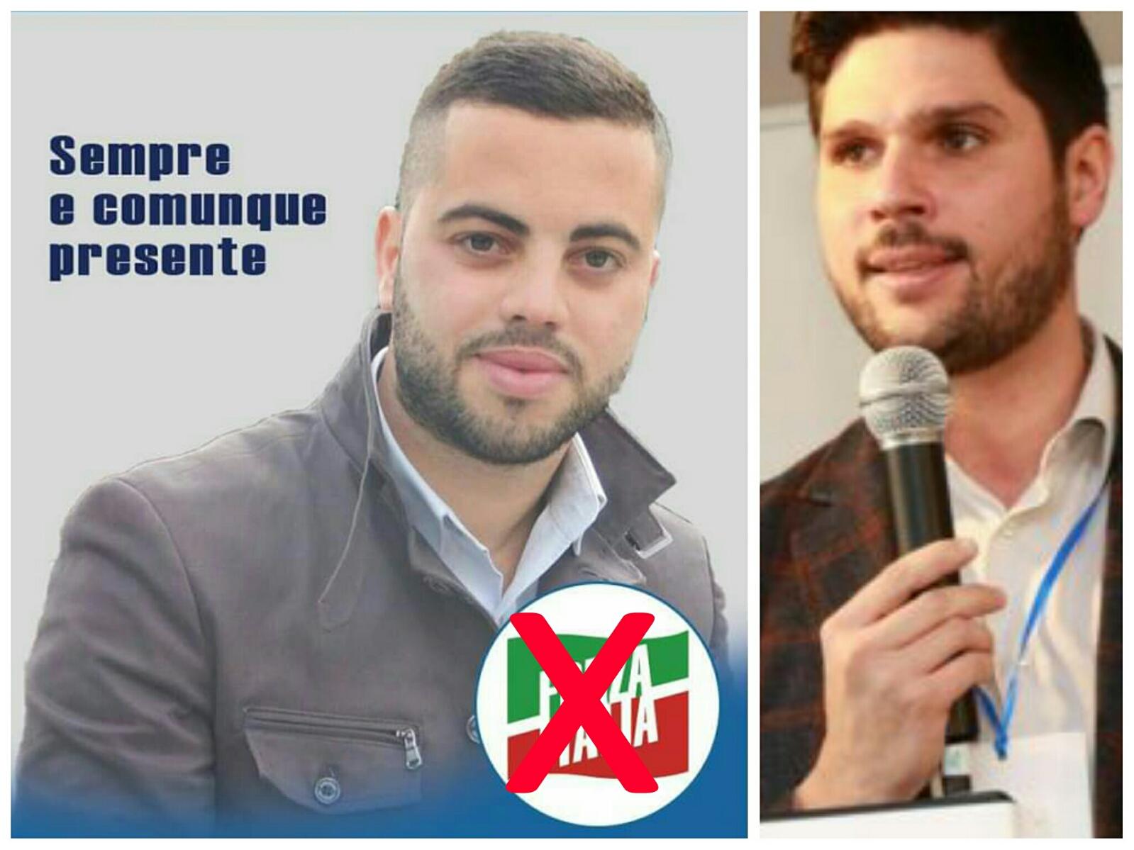 """Petralia lascia Forza Italia, Moscato: """"La politica è impegno e dedizione"""""""