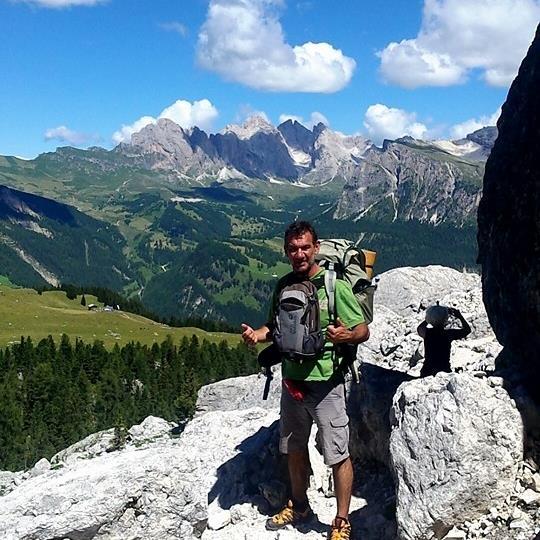 Olivier Pieczonka: il giro d'Europa (a piedi) in 9 anni