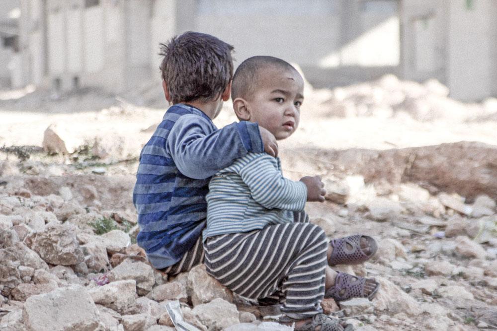 La Guerra vista con gli occhi di un bambino - Sud Life