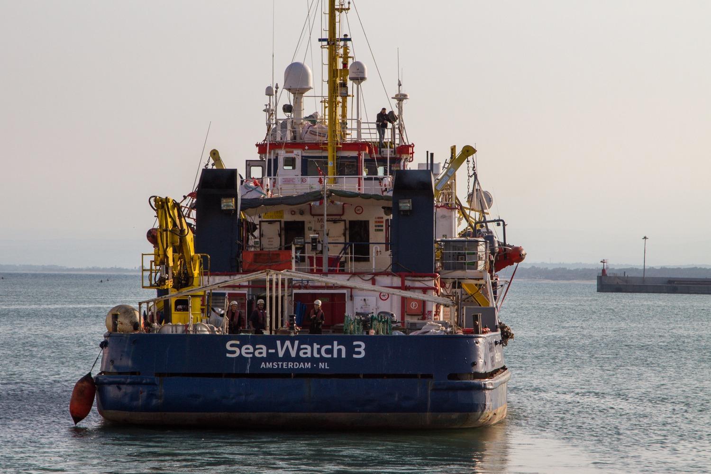Falsa partenza per la Sea Watch