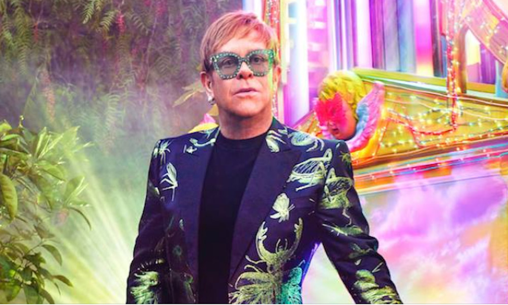 Oggi è il compleanno di Elton John, tanti auguri Sir!