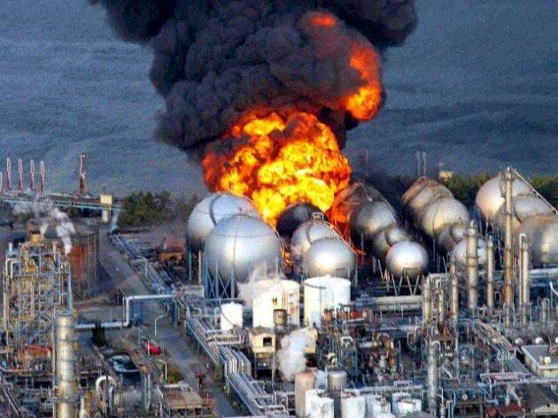 Disastro di Fukushima, quando l'uomo perde il controllo