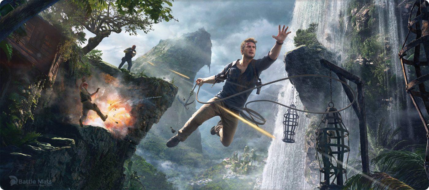 Uncharted 4, ovvero l'Indiana Jones dei Videogiochi