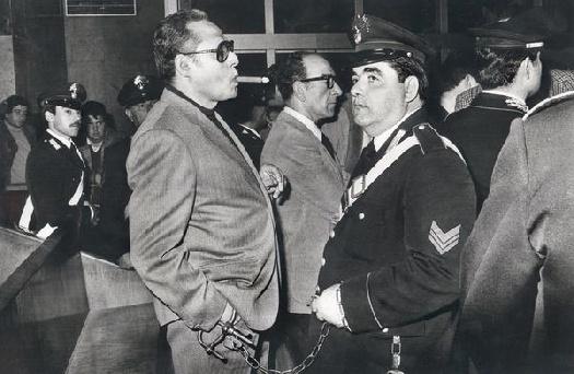 Nel 1974 l'arresto del mafioso Luciano Liggio