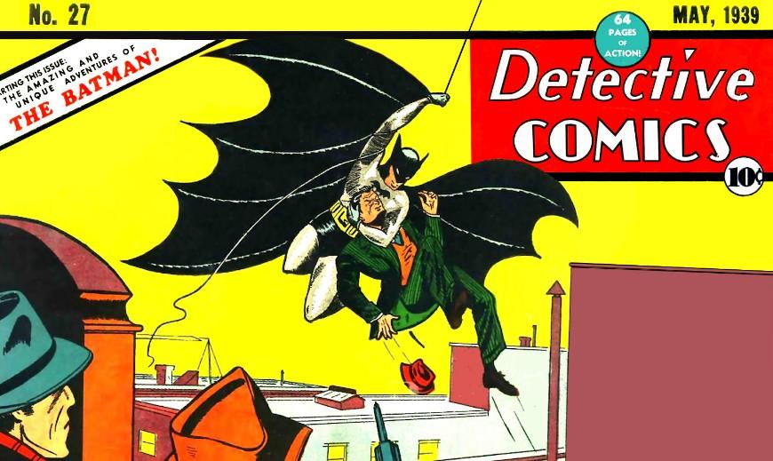 La nascita di Batman: dall'ombra alle stelle