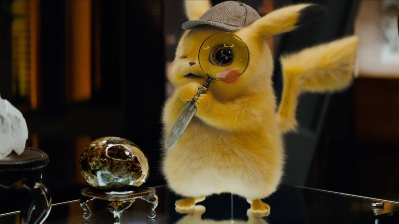 Detective Pikachu: quando sono i Pokémon a catturare noi!