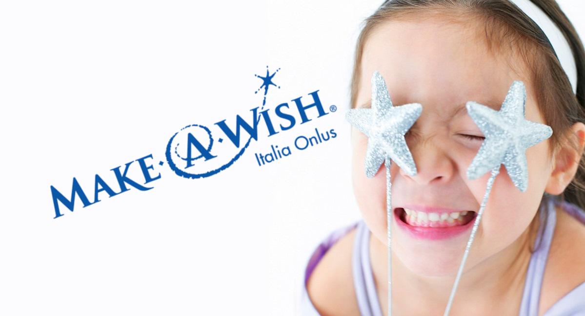 Make-A-Wish: se puoi sognarlo, puoi farlo