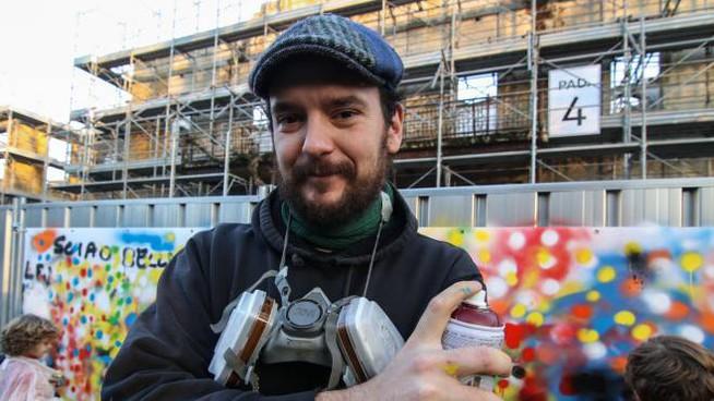 Nel vortice di Pao: l'urban art contro l'inquinamento globale
