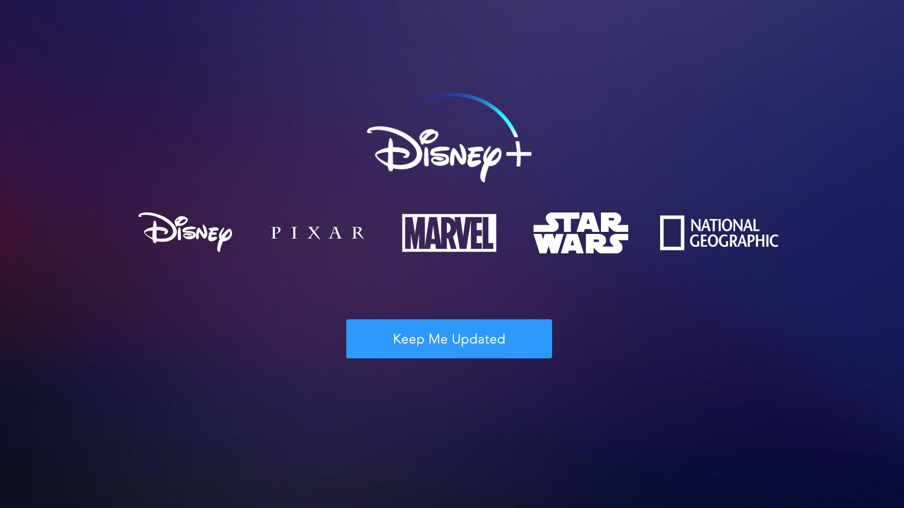 Disney+:tutto quel che dobbiamo sapere sul nuovo servizio streaming Disney