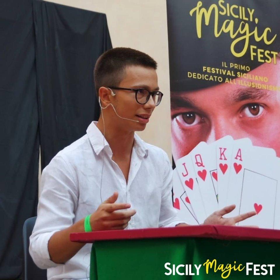 Sicily Magic Fest: Francesco De Benedictis ci racconta il Magic Elephant!