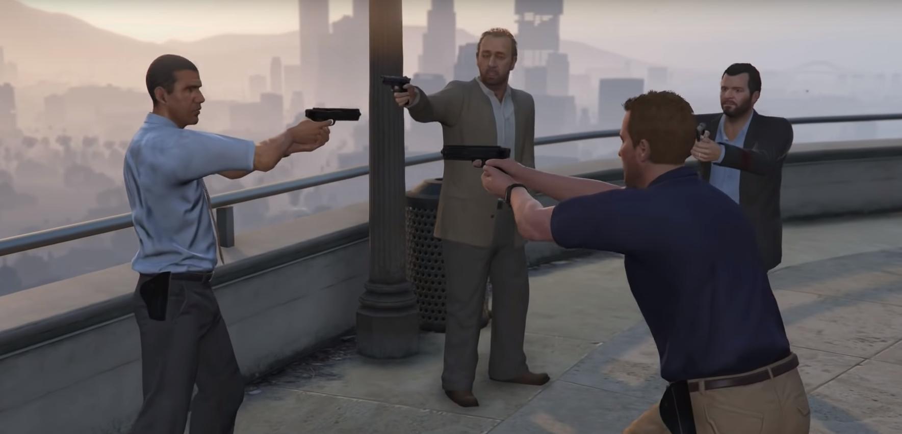GTA 5 Online: pregi e difetti di una società virtuale, ma non troppo