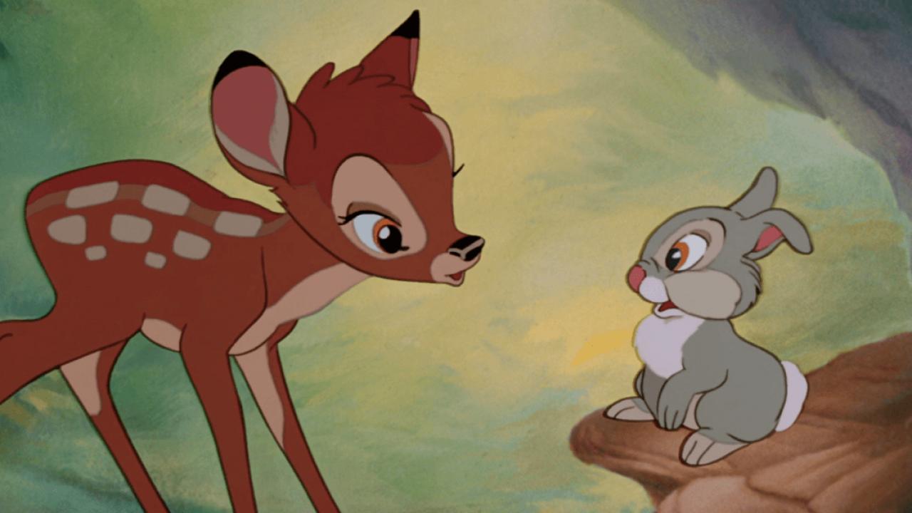 Bambi: la Disney ha annunciato la produzione del live action